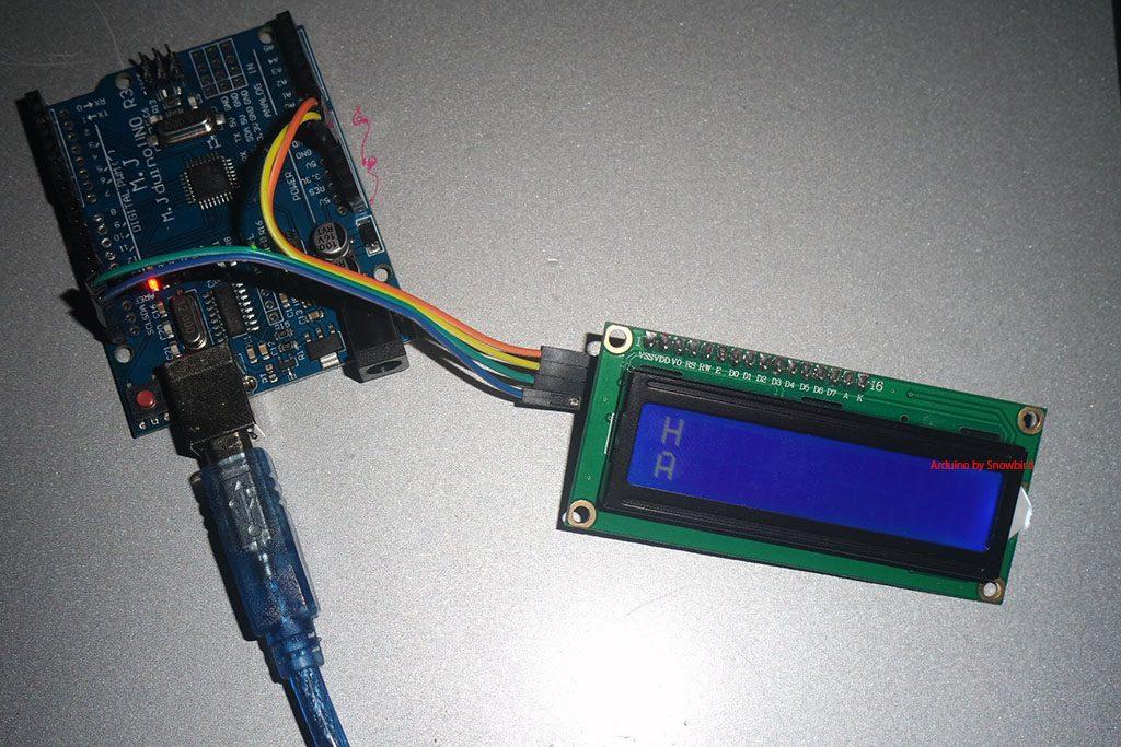 Photo of Arduino 16×2 / 20×4 LCD Panellerde Sadece İlk Karakter Gösterme Sorunu