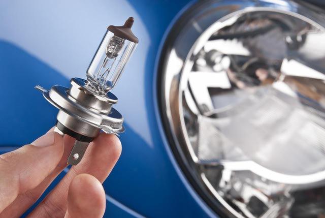 Changing Light Bulb On Suzuki Grand Vitara