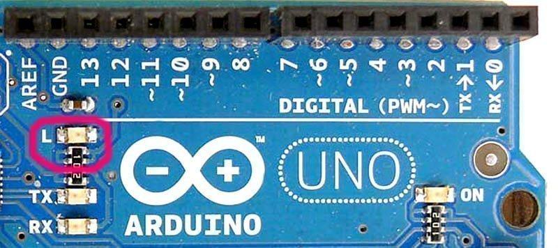 Photo of Arduino Üzerindeki Ledi Yakıp Söndürmek