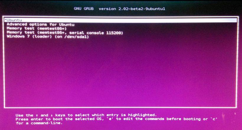 Photo of Ubuntu/Lubuntu Boot Menü Nasıl Düzenlenir?