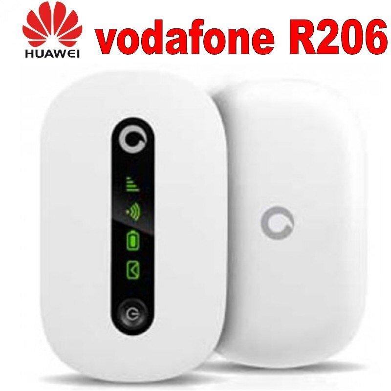 Photo of Vodafone R206 WiFi 3G Cihazı Türk Telekom veya TurkCell ile Kullanımı