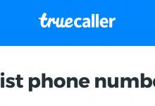 Photo of CIA ve TrueCaller Uygulamalarından Numaranızı Nasıl Silersiniz?
