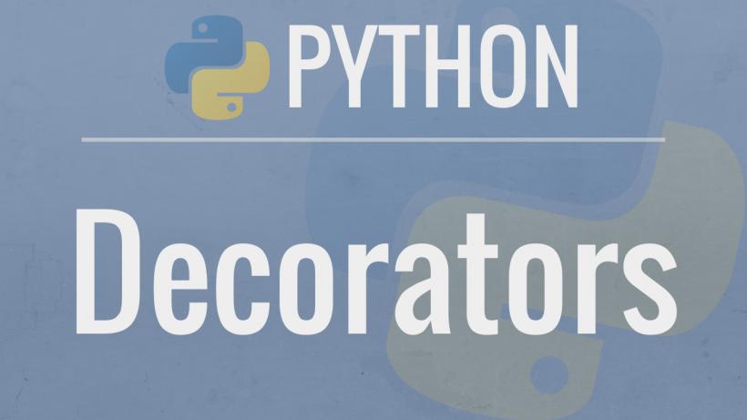 Photo of Python Dekoratörleri Anlamak İçin 12 Kavram