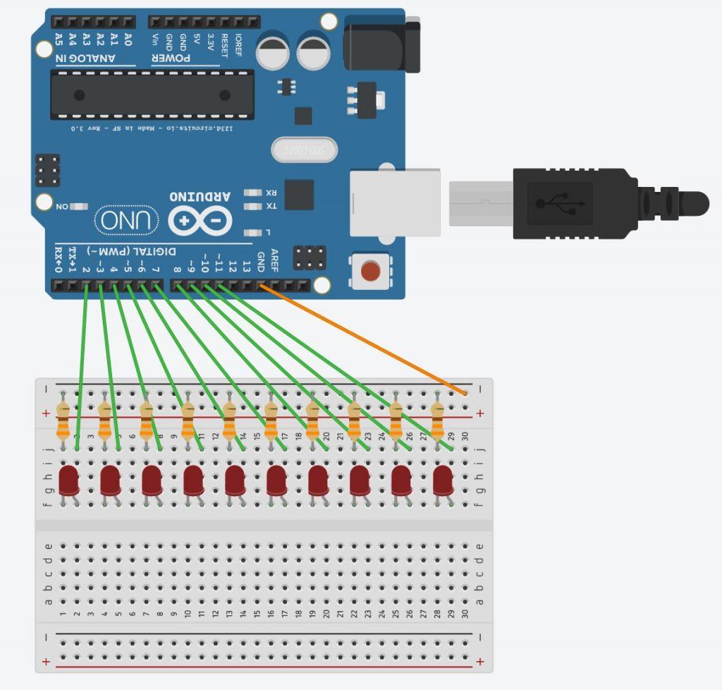 Photo of Arduino İle Serial Üzerinden Komutla LED Yakıp Söndürmek