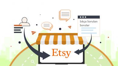 Photo of Etsy.com Mağaza Açacaklar ve Mağaza Sahipleri İçin – Sıkça Sorulan Sorular