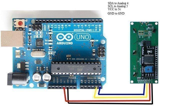 Photo of Başlangıç-1: I2C Arabirimli LCD Panele Yazdırma