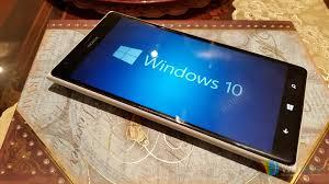 Photo of Windows 10 Mobil Telefonlara Ne Zaman Gelecek?